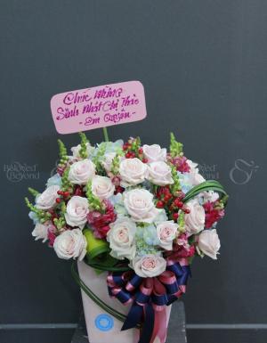 Sinh nhật yêu thương - D25091 - xinhtuoi.online