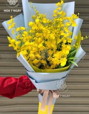 Vũ Nữ Vàng tươi - D25196 - xinhtuoi.online