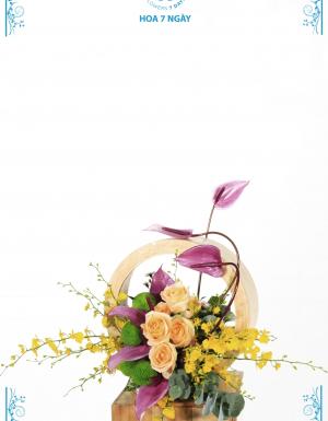 Vòng tay trìu mến - D25564 - xinhtuoi.online