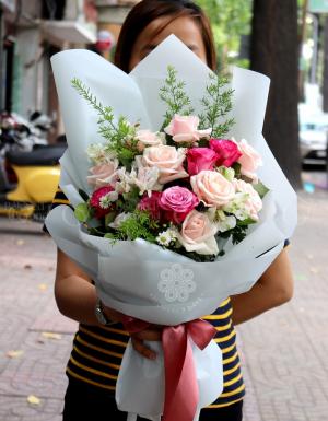 Mong manh tình về - D25034 - xinhtuoi.online