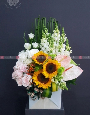 Hương mùa hè - D24954 - xinhtuoi.online