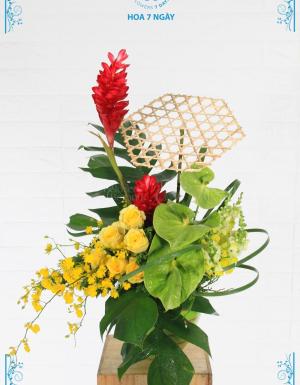 Hạnh phúc chở che - D25639 - xinhtuoi.online