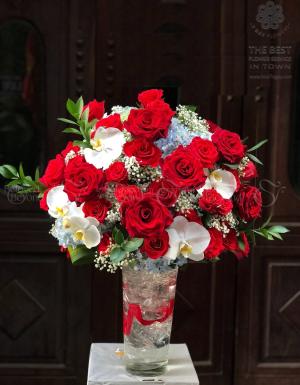 Tinh Thể Đỏ - D26115 - xinhtuoi.online
