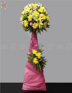 Kệ Hoa Khai Trương - D75592 - xinhtuoi.online