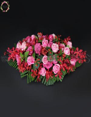 Bình Hoa Chúc Mừng - D75579 - xinhtuoi.online