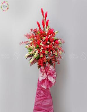 Kệ Hoa Khai Trương - D178438 - xinhtuoi.online