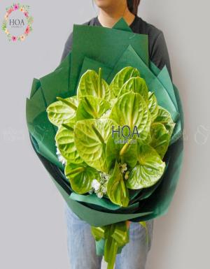 Bó Hoa Chúc Mừng - D140852 - xinhtuoi.online