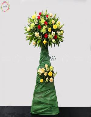 Kệ Hoa Khai Trương - D112354 - xinhtuoi.online