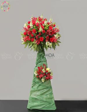 Kệ Hoa Khai Trương - D140935 - xinhtuoi.online