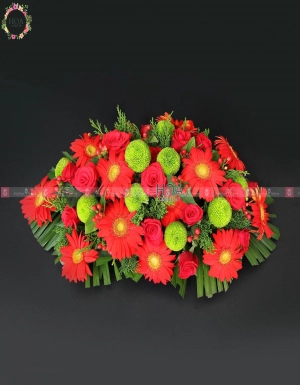 Khác Hoa Chúc Mừng - D112400 - xinhtuoi.online