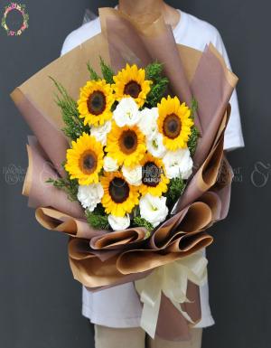 Bó Hoa Sinh Nhật - D178653 - xinhtuoi.online