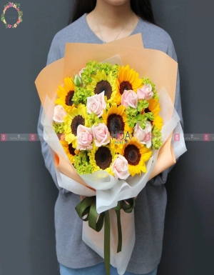 Bó Hoa Sinh Nhật - D140892 - xinhtuoi.online