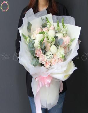 Bó Hoa Sinh Nhật - D178690 - xinhtuoi.online