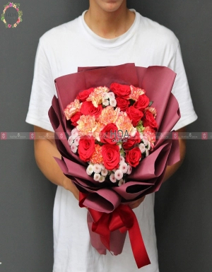 Bó Hoa Sinh Nhật - D112542 - xinhtuoi.online