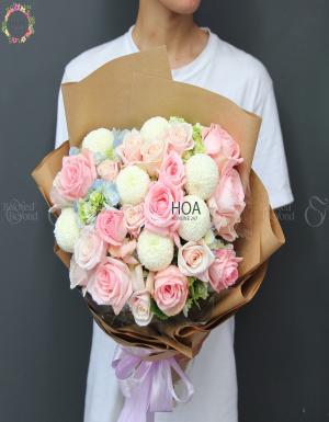 Bó Hoa Sinh Nhật - D178697 - xinhtuoi.online
