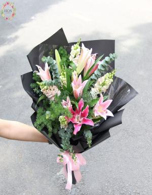 Bó Hoa Sinh Nhật - D174676 - xinhtuoi.online