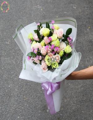Bó Hoa Sinh Nhật - D112624 - xinhtuoi.online