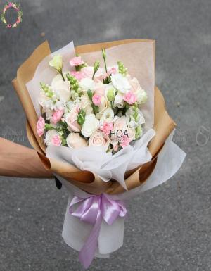 Bó Hoa Sinh Nhật - D112625 - xinhtuoi.online