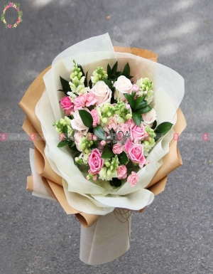 Bó Hoa Sinh Nhật - D174589 - xinhtuoi.online