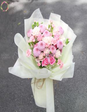Bó Hoa Sinh Nhật - D141141 - xinhtuoi.online