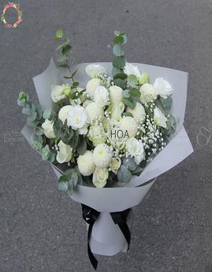 Bó Hoa Sinh Nhật - D141164 - xinhtuoi.online