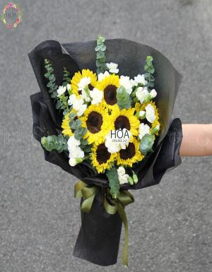 Bó Hoa Sinh Nhật - D141314 - xinhtuoi.online