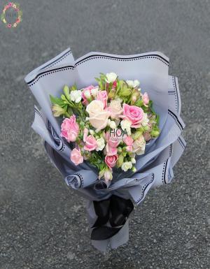 Bó Hoa Sinh Nhật - D145328 - xinhtuoi.online