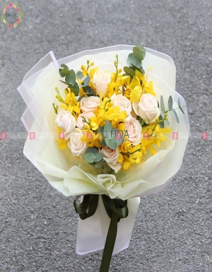 Bó Hoa Sinh Nhật - D141270 - xinhtuoi.online