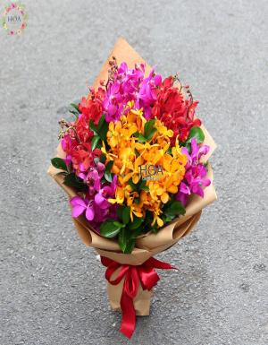 Bó Hoa Sinh Nhật - D112762 - xinhtuoi.online