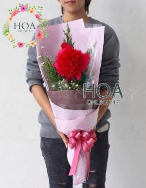 Bó Hoa Quà Tặng - D142782 - xinhtuoi.online