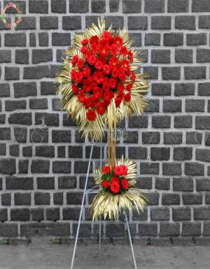 Kệ Hoa Khai Trương - D180240 - xinhtuoi.online