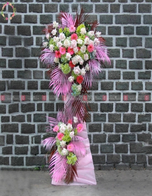 Kệ Hoa Khai Trương - D180329 - xinhtuoi.online