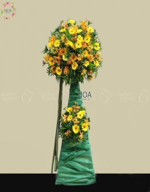 Kệ Hoa Quà Tặng - D143033 - xinhtuoi.online