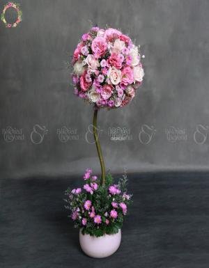 Bình Hoa Sinh Nhật - D114346 - xinhtuoi.online
