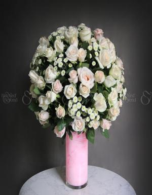 Bình Hoa Sinh Nhật - D114884 - xinhtuoi.online