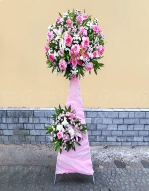 Kệ Hoa Khai Trương - D110705 - xinhtuoi.online