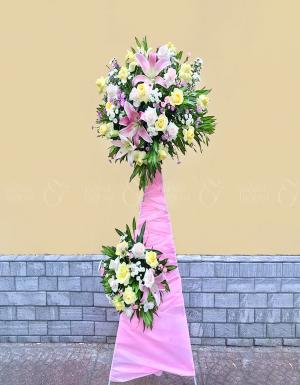 Kệ Hoa Khai Trương - D143474 - xinhtuoi.online