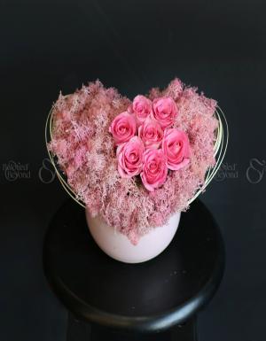花盆  生日的花 - D176951 - xinhtuoi.online