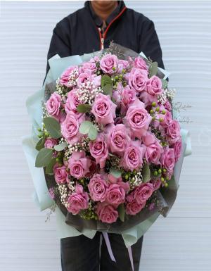 Bó Hoa Chúc Mừng - D181168 - xinhtuoi.online