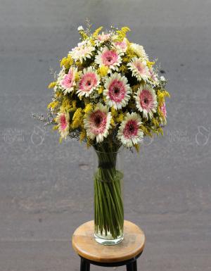 Bình Hoa Chúc Mừng - D143534 - xinhtuoi.online