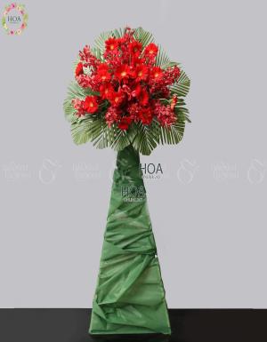 Kệ Hoa Khai Trương - D140923 - xinhtuoi.online