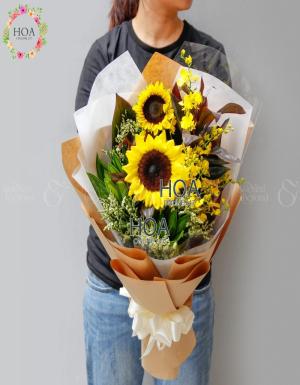 Bó Hoa Sinh Nhật - D174275 - xinhtuoi.online