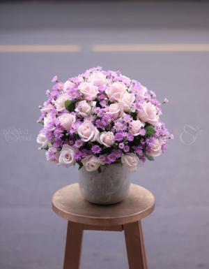 Bình Hoa Sinh Nhật - D181516 - xinhtuoi.online