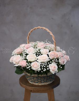 Lẵng Hoa Sinh Nhật - D143924 - xinhtuoi.online