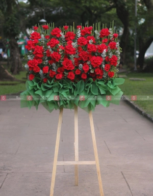 Vườn Treo Hoa Hồng - D144022 - xinhtuoi.online