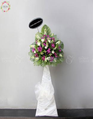 Flower Shelf Condolence Flowers - xinhtuoi.online