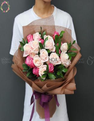Bó Hoa Sinh Nhật - D174673 - xinhtuoi.online