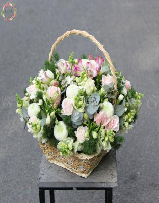 Lẵng Hoa Sinh Nhật - D174688 - xinhtuoi.online