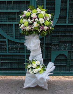 Kệ Hoa Khai Trương - D143124 - xinhtuoi.online