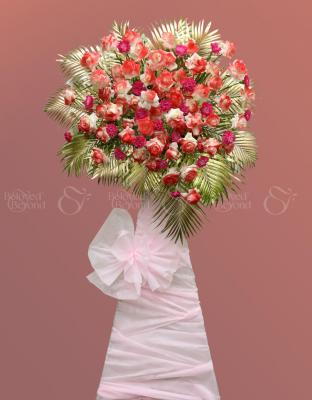 Kệ Hoa Khai Trương - D119391 - xinhtuoi.online
